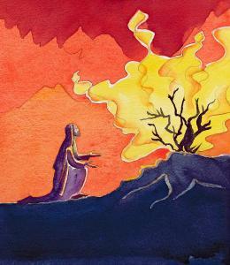 god-speaks-to-moses-from-the-burning-bush-elizabeth-wang-