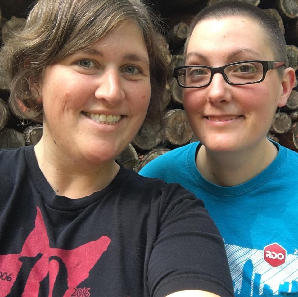 ana and me