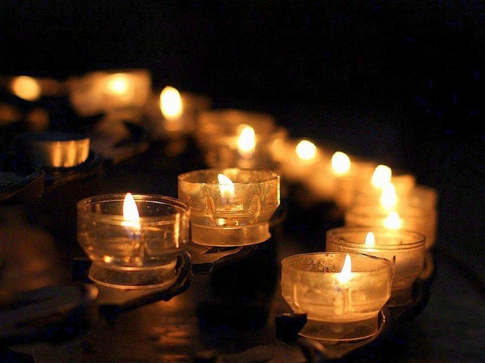 all saints candles